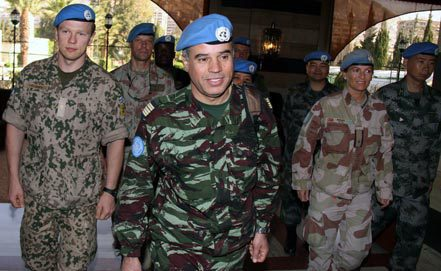 UN observers say Tremseh attack aimed at deserters