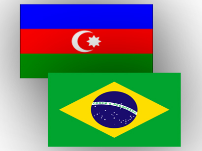 Azerbaijan intends to develop relations with Brazil in humanitarian, economic spheres