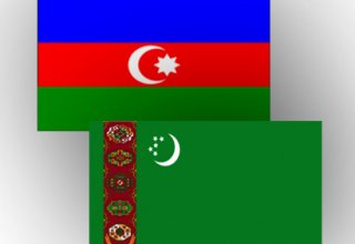Azerbaijani, Turkmen FMs talk significance of joint collaboration on Caspian Sea