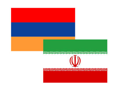 Iranian and Armenian Presidents hold meeting
