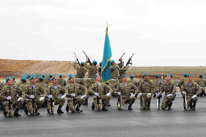 Soldier shot dead in military unit in Kazakh Astana