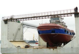 Russian shipbuilding corporation plans to start construction of ships in Turkmenistan