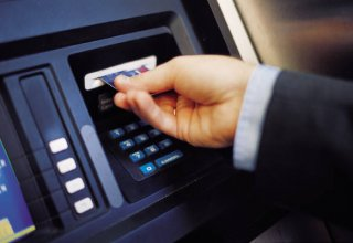 Transactions through ATMs up in Azerbaijan