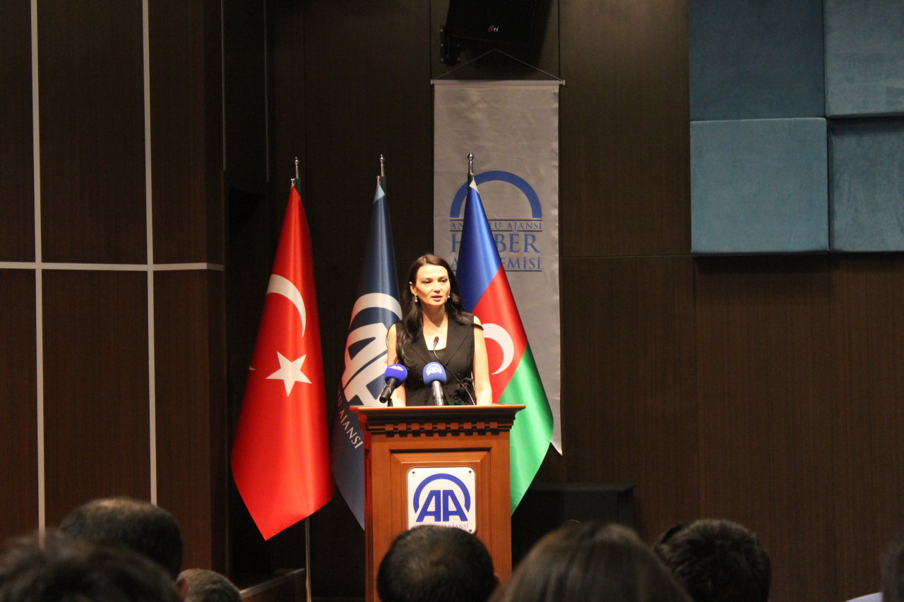 "Ankara hosts presentation of ""Destroyed cradle of culture – Shusha"" movie (PHOTO) - Gallery Image"