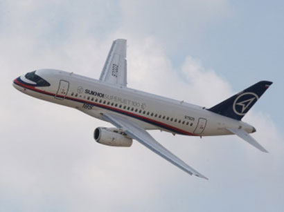 Iran to buy Sukhoi Superjets from Russia