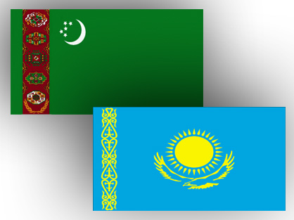 Kazakhstan, Turkmenistan trade turnover value nearly reaches $100M