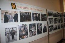 В Баку состоялось открытие фотовыставки, посвященной Дню Победы (фото) - Gallery Thumbnail