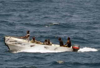 Pirates hijack Turkish ship off coast of Guinea, one person killed