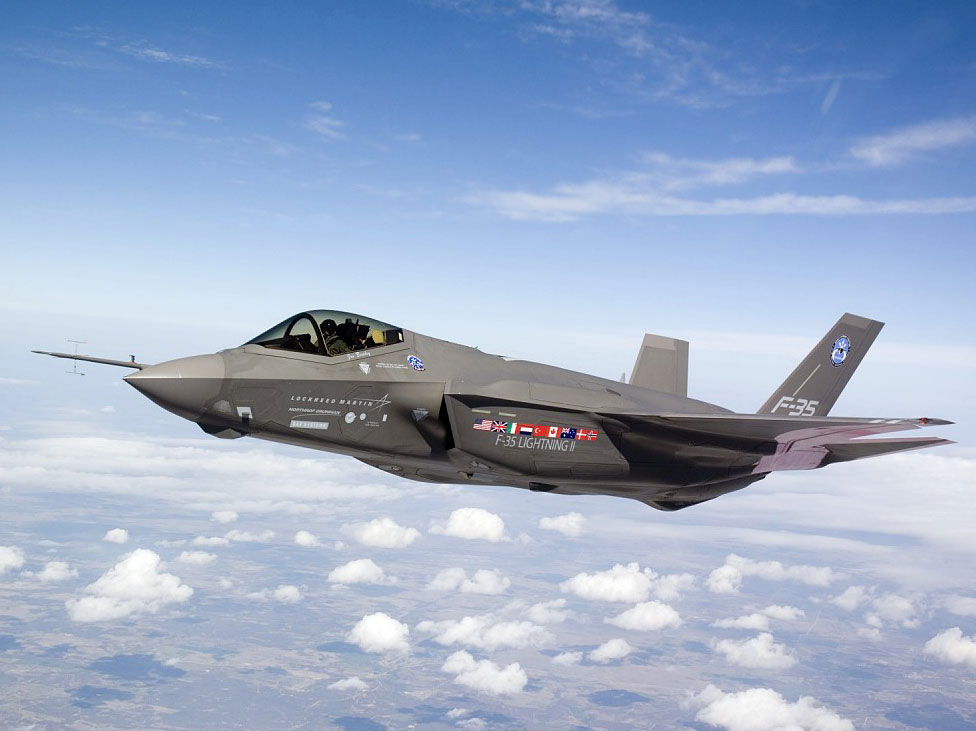US to sell F-35 fighter jets to UAE, White House tells Congress