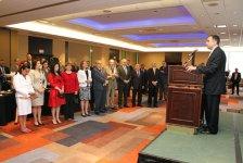 Банкет по случаю национального праздника Азербайджана организован в Канаде (ФОТО) - Gallery Thumbnail