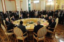 Президент Ильхам Алиев принял участие в неформальном заседании Совета глав государств стран-членов СНГ (ФОТО) - Gallery Thumbnail