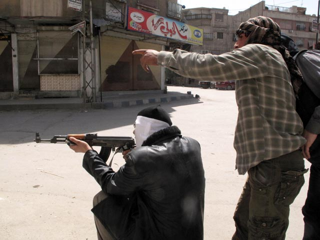Damascus agrees to cease fire during Eid al-Adha