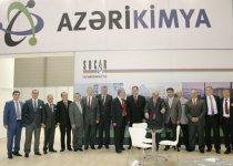 """ПО """"Азерикимья"""" приняло участие в выставке """"PLASTECH-2012"""" в Измире (ФОТО) - Gallery Thumbnail"""