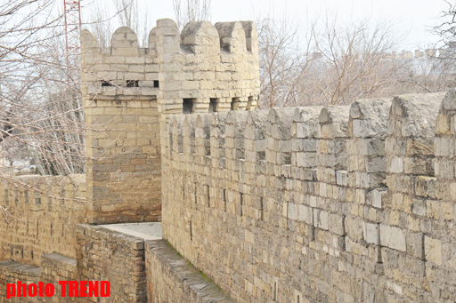 Icheri Sheher historical reserve prepares new extensive tourism programs as part of Eurovision 2012(PHOTO) - Gallery Image