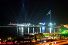 New photos of Baku Crystal Hall, where Eurovision-2012 to be held - Gallery Thumbnail