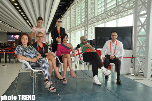 Audience can communicate with Eurovision-2012 participants through video conference (PHOTO)