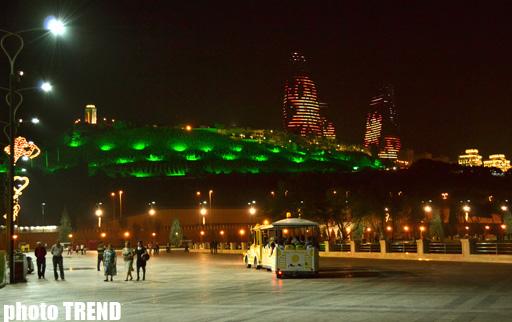 """Баку в преддверии конкурса """"Евровидение-2012"""" (ФОТО) - Gallery Image"""