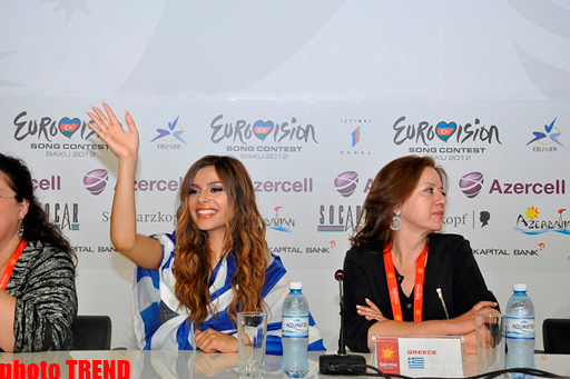 Eurovision 2012 Greek participant: So much suffering for sake of three-minute performance (PHOTO) - Gallery Image