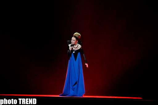 Open rehearsal of Eurovision 2012 grand final held (PHOTO) - Gallery Image
