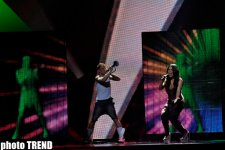 Open rehearsal of Eurovision 2012 grand final held (PHOTO) - Gallery Thumbnail