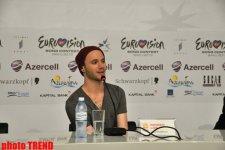Eurovision-2012 German representative falls in love with Baku - Gallery Thumbnail
