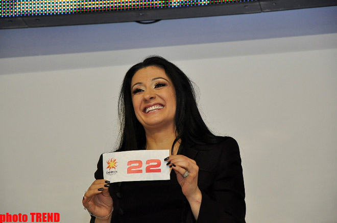Kaliopi: I wish everyone would go to the Eurovision finals, they're all worth it (PHOTO)