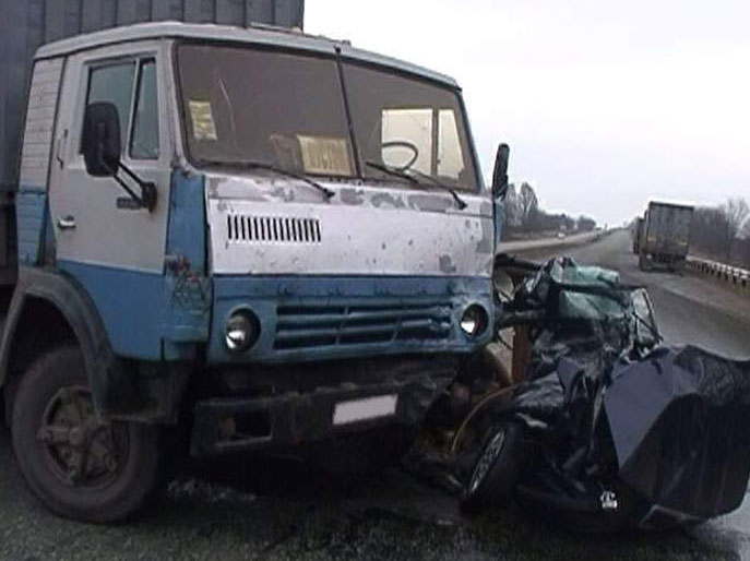 Some 5 persons killed in road accident in Kazakhstan's Kyzylorda region