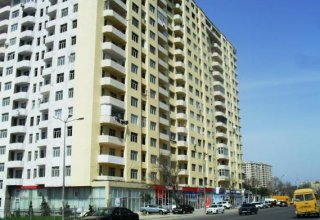 270 thousand apartments to be built in Greater Baku by 2030