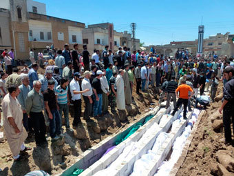 Число жертв конфликта в Сирии возросло до 17 тыс человек - правозащитники