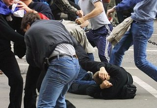Mass brawl involving Syrian refugees takes place in Turkey