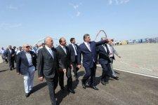 В Азербайджане заложен фундамент еще одного олимпийского спорткомплекса (ФОТО) - Gallery Thumbnail