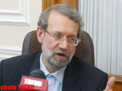 Larijani: World of politics is saturated with lies