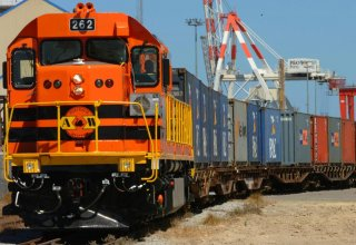 Uzbekistan continues to provide rail freight transportation