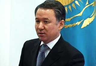 Chairman of Mazhilis of Kazakhstan's Parliament elected chairman of EurAsEC