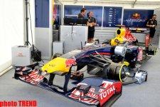 Самый быстрый в мире болид в Баку - грандиозное шоу Red Bull Racing (фото) - Gallery Thumbnail