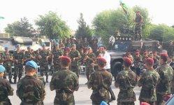 Намиг Гарачухурлу выступил с концертом перед солдатами (фотосессия) - Gallery Thumbnail