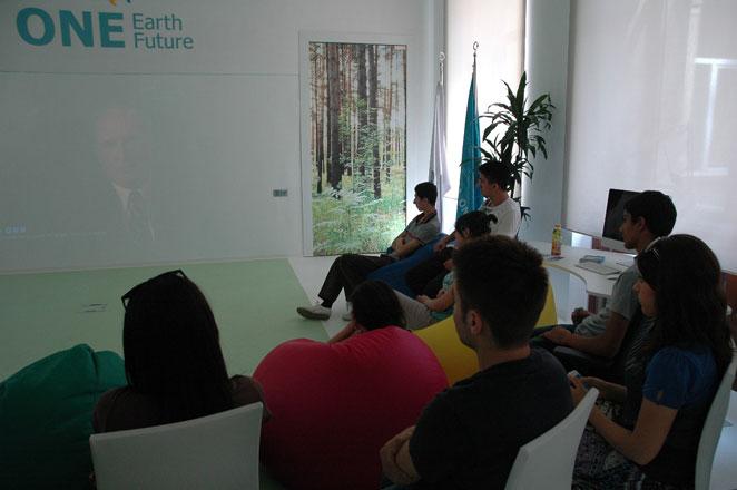 В рамках проекта Eco Cinema кампании IDEA продемонстрирован очередной фильм (ФОТО) - Gallery Image