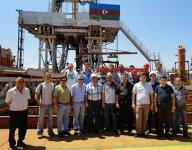 Azerbaijan Academy of Sciences starts installation of deep seismic stations in Caspian Sea (PHOTO) - Gallery Thumbnail