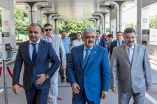 SOCAR commissions new filling complex in Ukraine (PHOTO) - Gallery Thumbnail