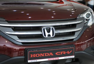 Japan's Honda to recall 350,000 cars in China over engine issue