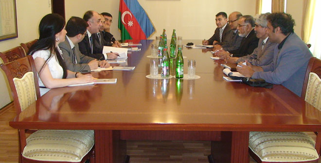 Afghanistan attaches great importance to cooperation with Azerbaijan on mine clearance