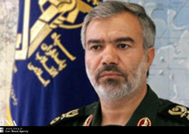 US cannot ignore power of new IRGC weapon-commander