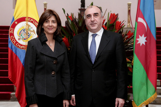 Azerbaijan, Colombia discuses prospects of cooperation
