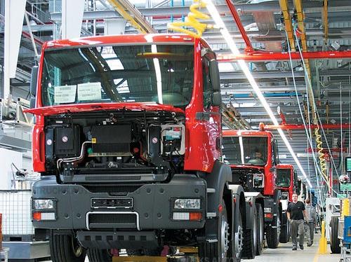 Azərbaycan yük avtomobillərinin istehsalını artırıb