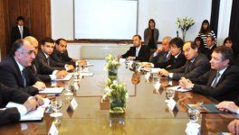 Azerbaijan, Argentina sign agreement on trade and economic cooperation (PHOTO) - Gallery Thumbnail
