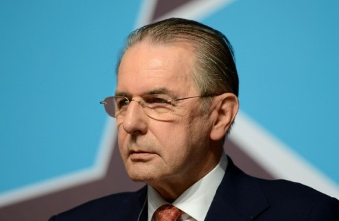 Participation of athletes from Armenia in European Games in Baku - positive sign - Jacques Rogge