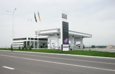 SOCAR commissions new filling stations in Ukraine (PHOTO) - Gallery Thumbnail