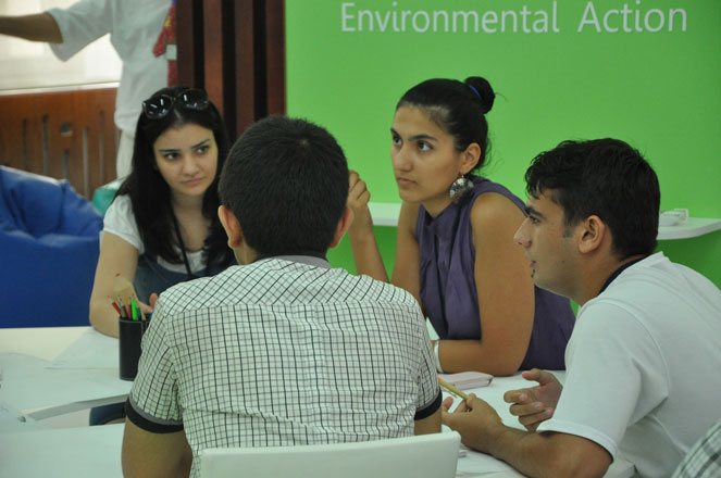 IDEA campaign conducts lecture for World Day of Actions for Prohibition of Nuclear Weapons (PHOTO) - Gallery Image