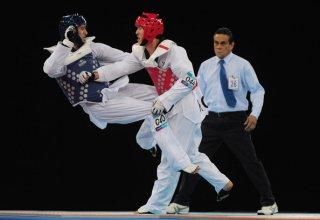 Azizov brings Azerbaijan another taekwondo medal