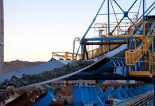 Uzbekistan's metallurgical plant to boost export of products to 350,000 tons